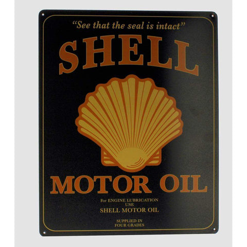 Other Oil & Gas Tin Signs