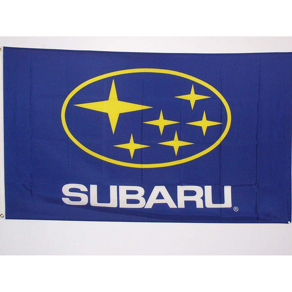 Subaru Flag-Mr Revhead