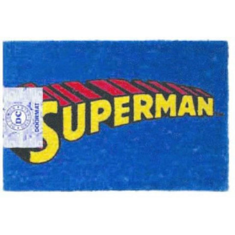 Superman Doormat-Mr Revhead