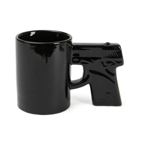 The Gun Coffee Mug-Mr Revhead