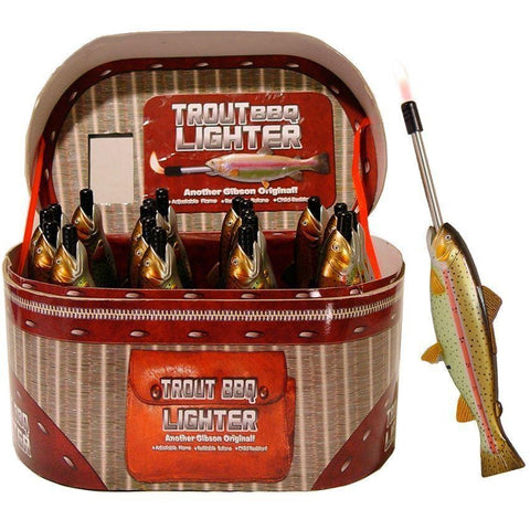 Trout BBQ & Utility Lighter-mightymoo