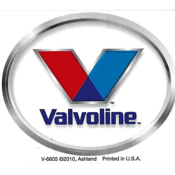 Valvoline Oil Decal / Sticker-Mr Revhead