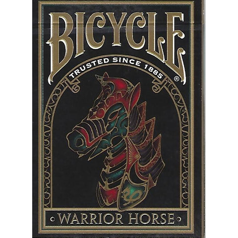 Warrior Horse Playing Cards Chinese New Year-Mr Revhead