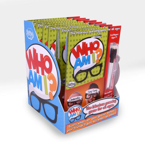 Who Am I? A Hilarious Guessing Game-mightymoo