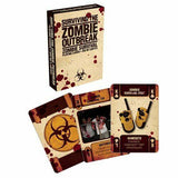 Zombie Outbreak Playing Cards-Mr Revhead