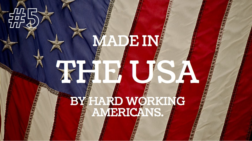 leo and lee's custom made party shirts are made in the USA