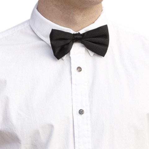 Tuxedo Shirt (Plain Front) - Leo and Lee's - 1