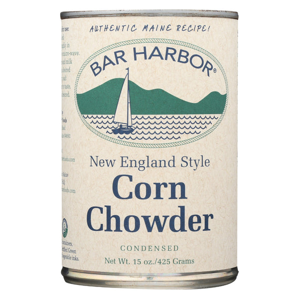 Bar Harbor Corn Chowder - Case of 6 - 15 oz.