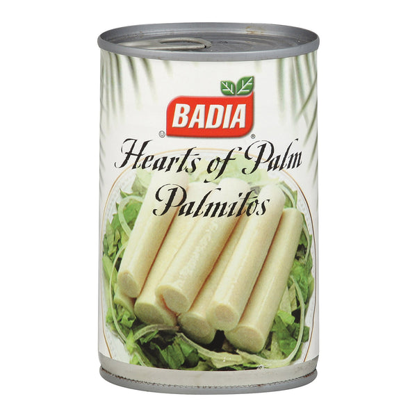 Badia Spices Hearts of Palm - 14 oz.