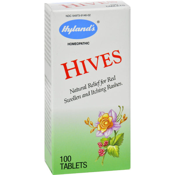 Hyland's Hives - 100 Tablets
