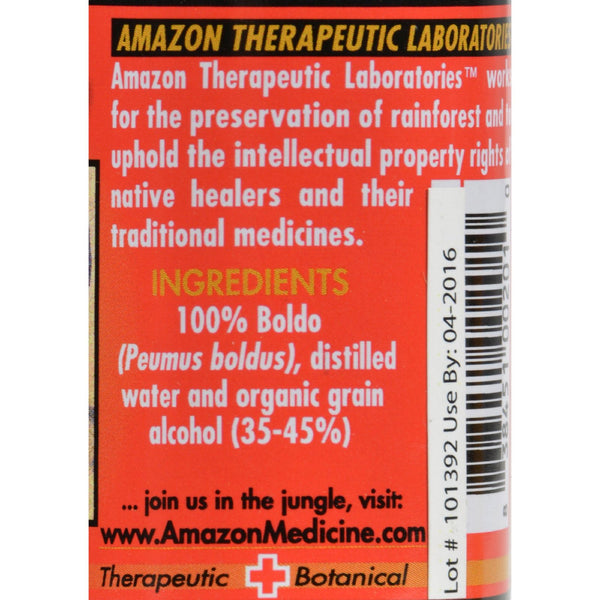 Amazon Therapeutic Labs Boldo - 1 fl oz