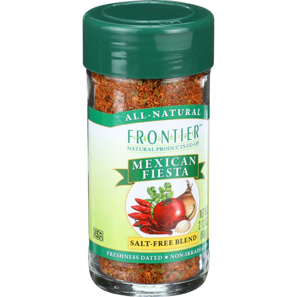 Frontier Herb International Seasoning - Mexican Fiesta - 2.12 oz