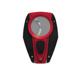 Lotus Fury Cigar Cutter Black & Red - Brigham & More