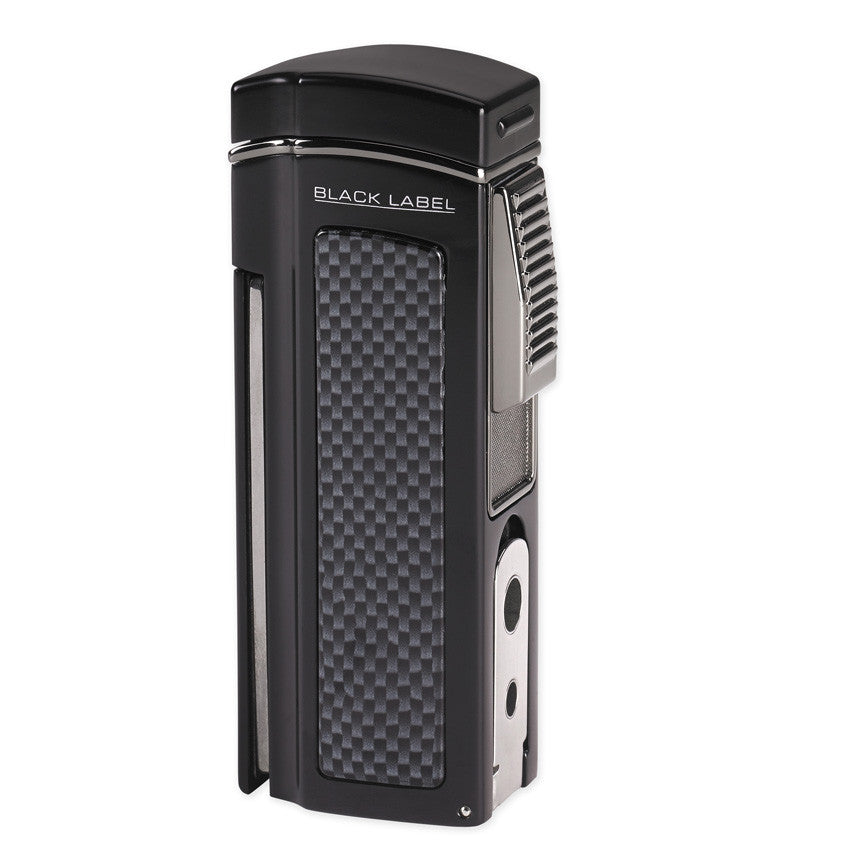 Black Label Dominator Table Lighter Black Matte - Brigham & More
