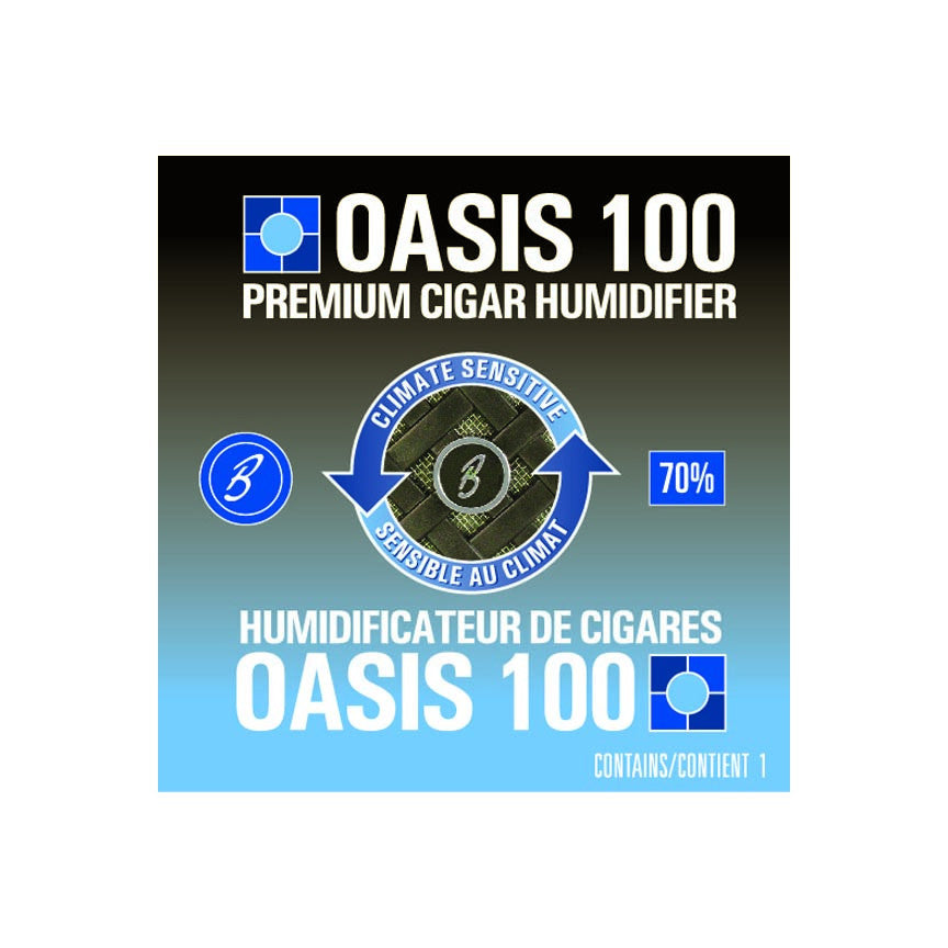 Brigham Oasis 100 Humidifier - Brigham & More