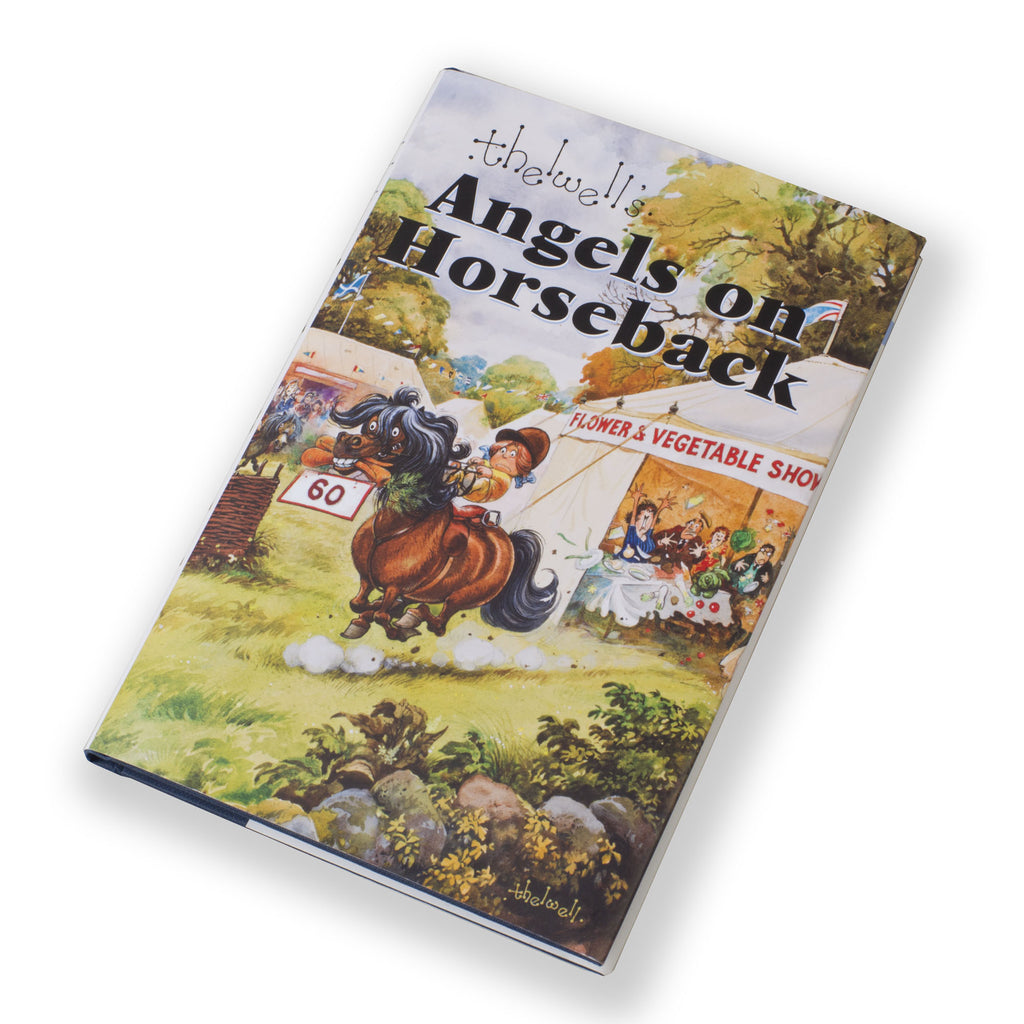 Norman Thelwell rides again – 60 years on!