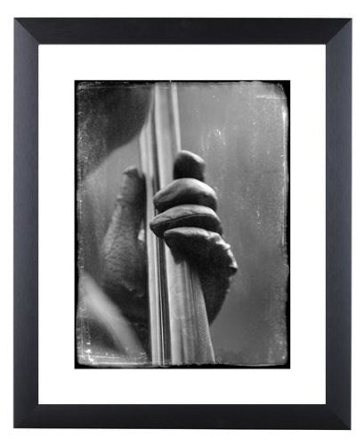 """Hot Barrels"" signed limited edition photographic shooting print by Charles Sainsbury-Plaice"
