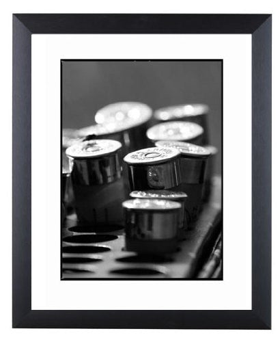 """12 Bore Cartridges"" signed limited edition photographic shooting print by Charles Sainsbury-Plaice"