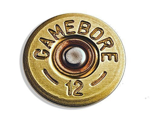Gamebore shotgun cartridge style placemat, table mat or serving mat. Made fro...