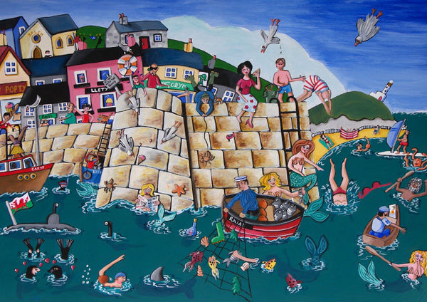 Happy Harbour by Amanda Skipsey