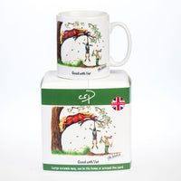 Horse mug. Good with vet by Alex Underdown