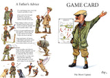 Shoot Game Cards. The Shoot Captain by Bryn Parry