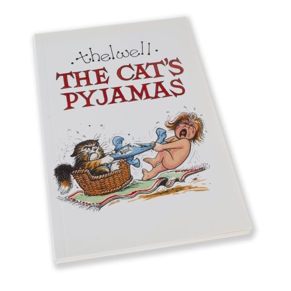 Thelwell The Cat's Pyjamas Book by Norman Thelwell