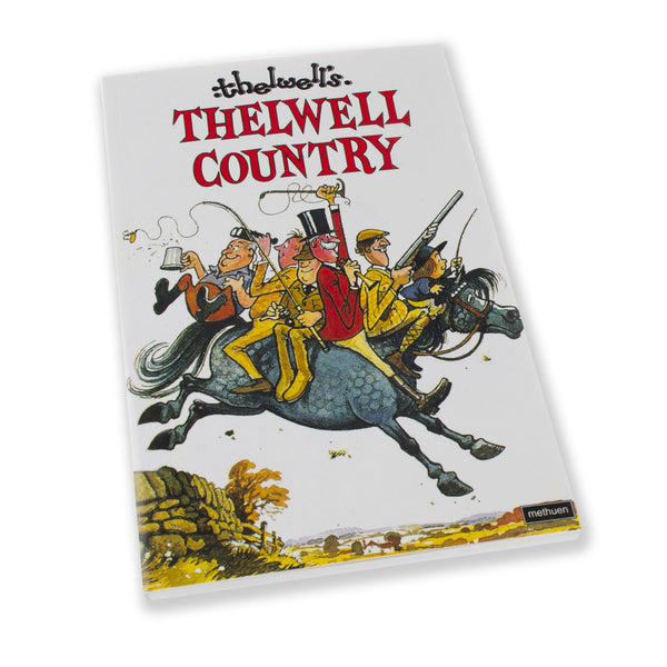 Thelwell's Thelwell Country Book by Norman Thelwell