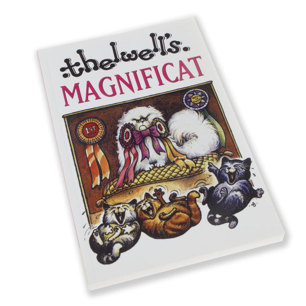 Thelwell's Magnificat Book by Norman Thelwell