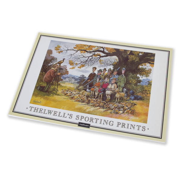 Thelwell's Sporting Prints Book by Norman Thelwell