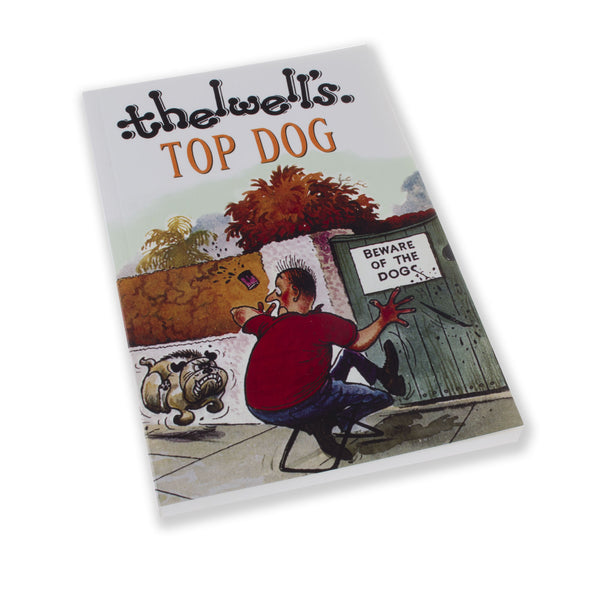 Thelwell's Top Dog Book by Norman Thelwell