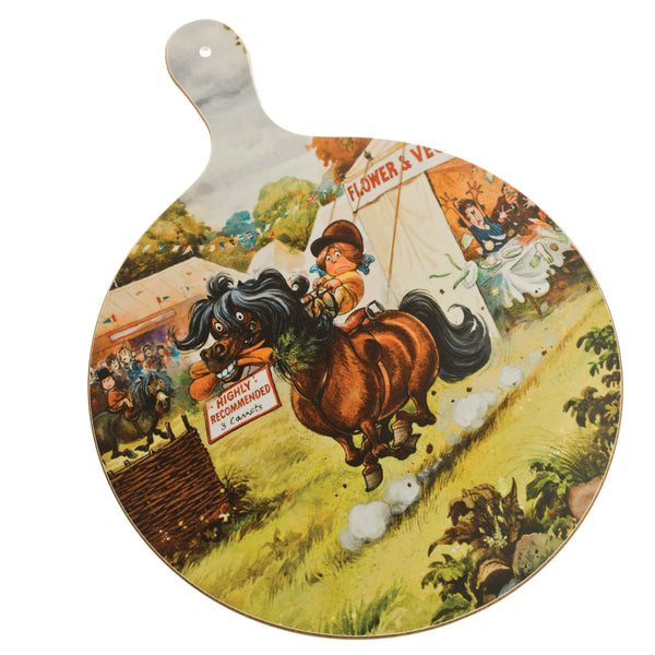 Thelwell Pony Chopping or Cheese Board