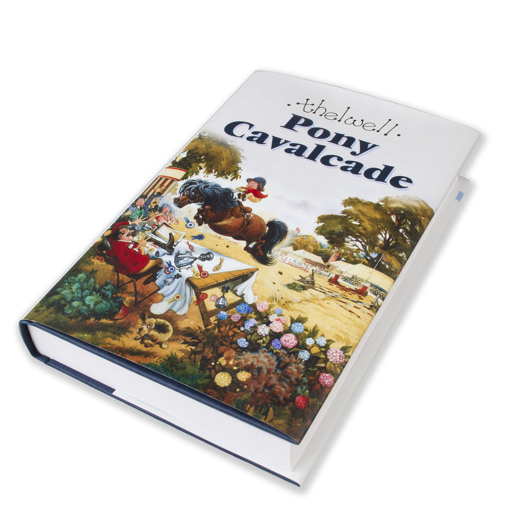 Pony Cavalcade Book (Hardback Omnibus Edition) by Norman Thelwell