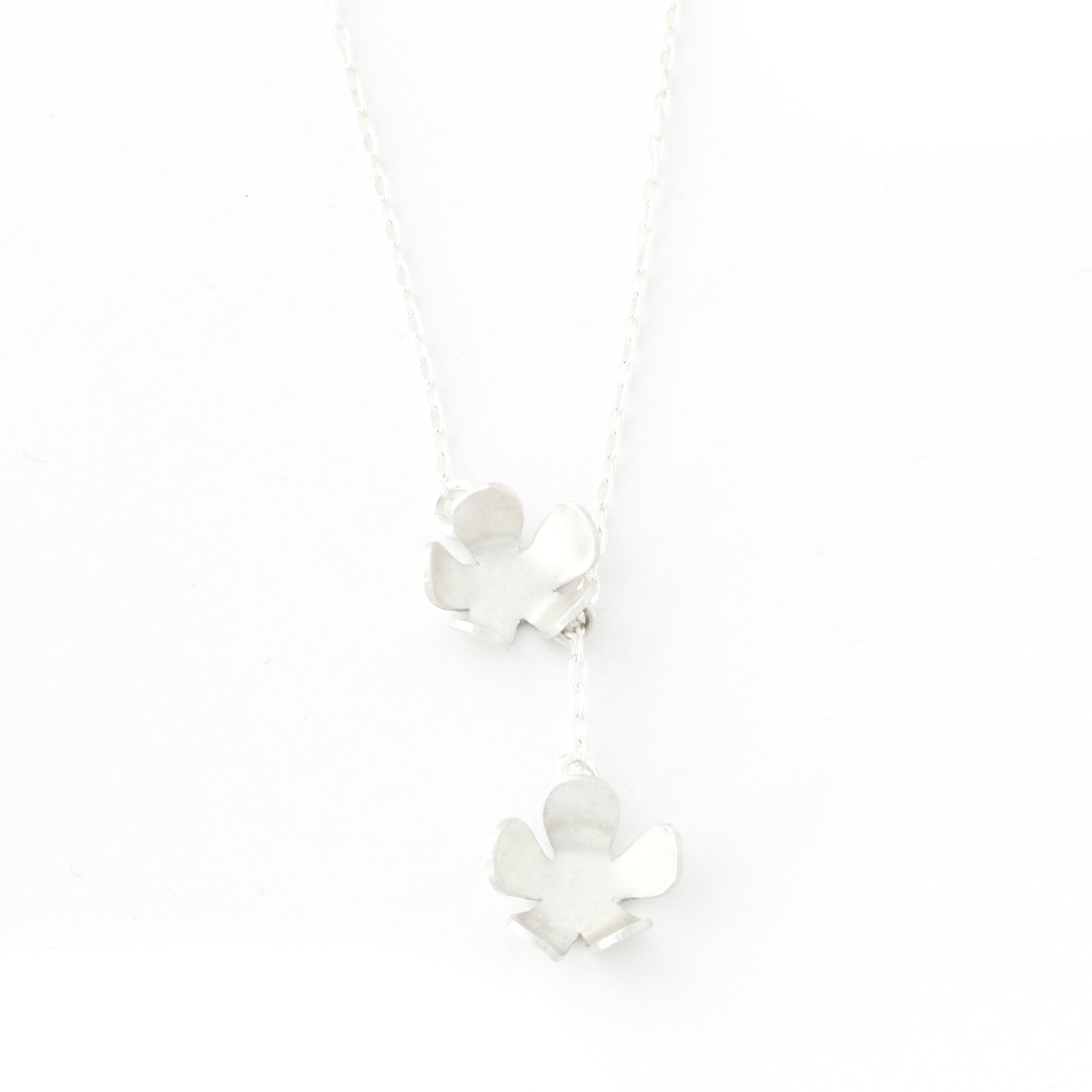 Blossom Lariat Necklace