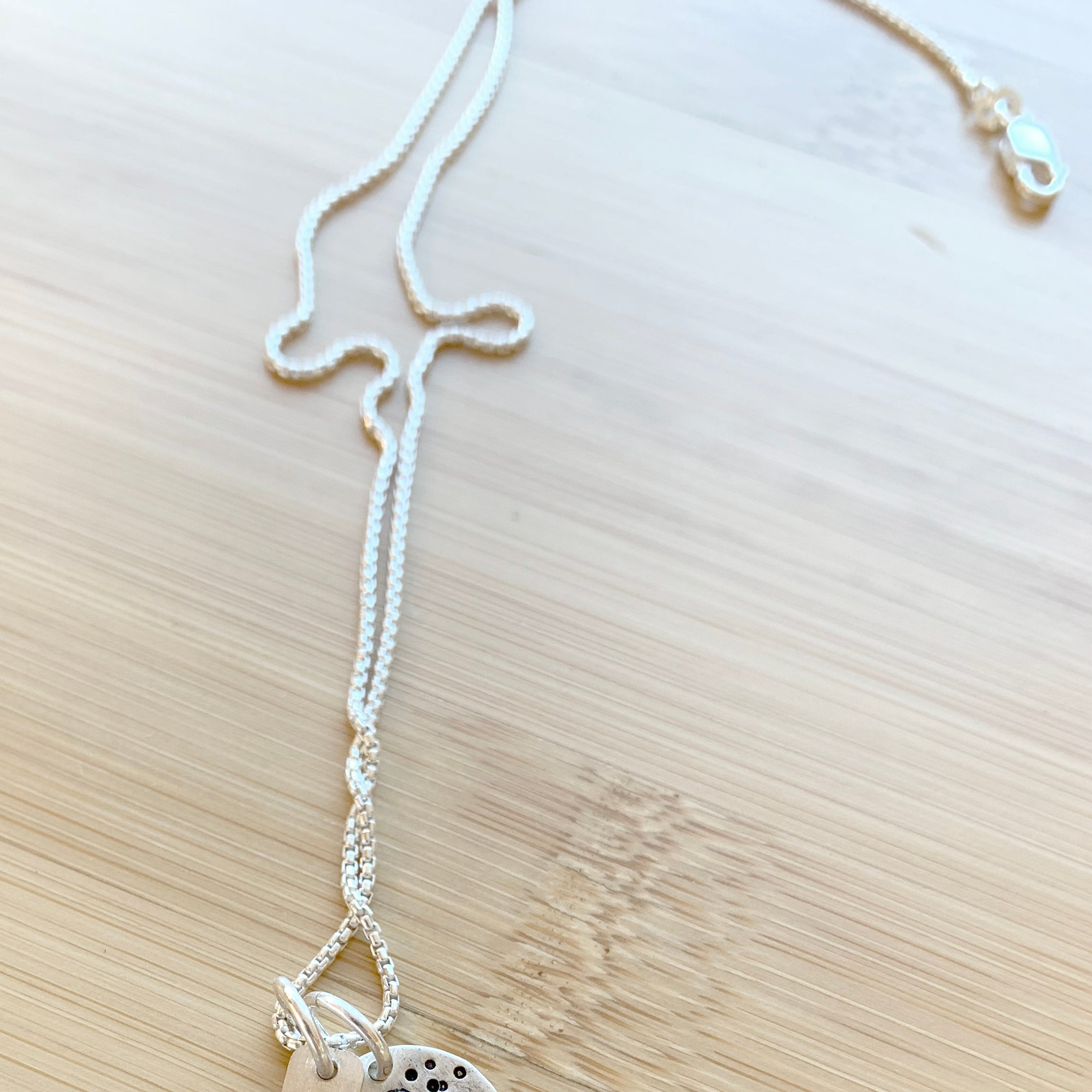 Rounded Box Chain (Sterling Silver)