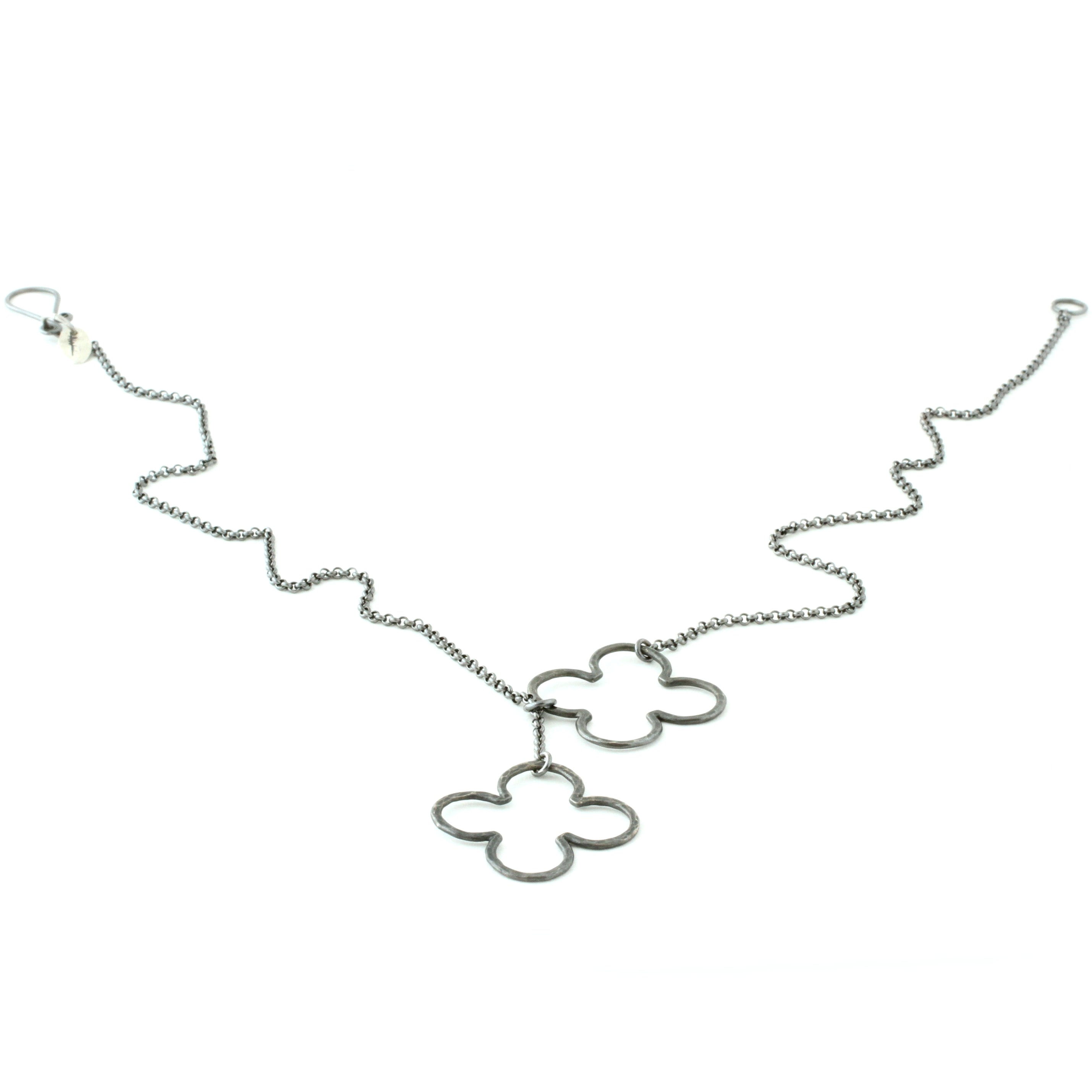 Nebbia Lariat Necklace