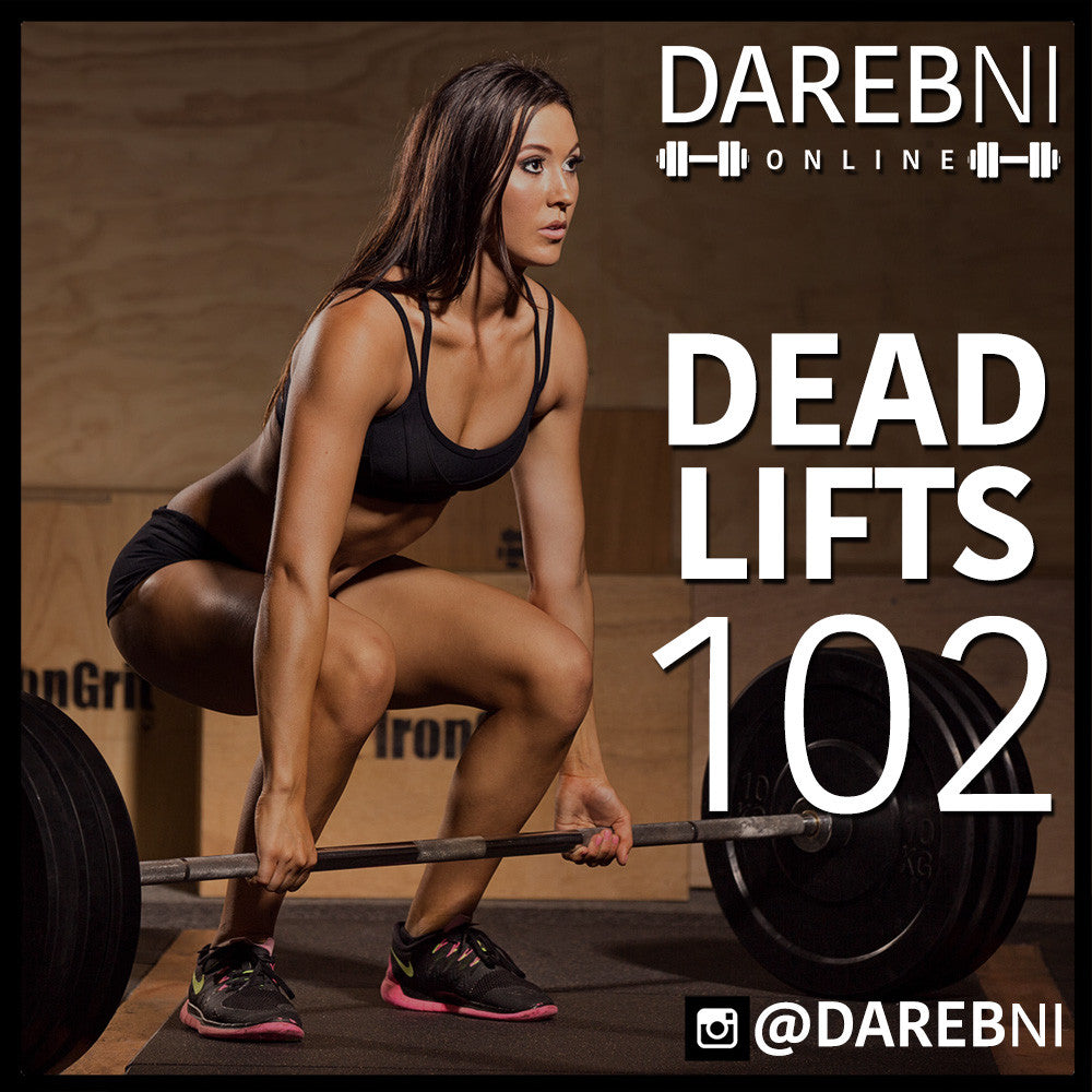 Deadlift 102 تمرين الديدليفت