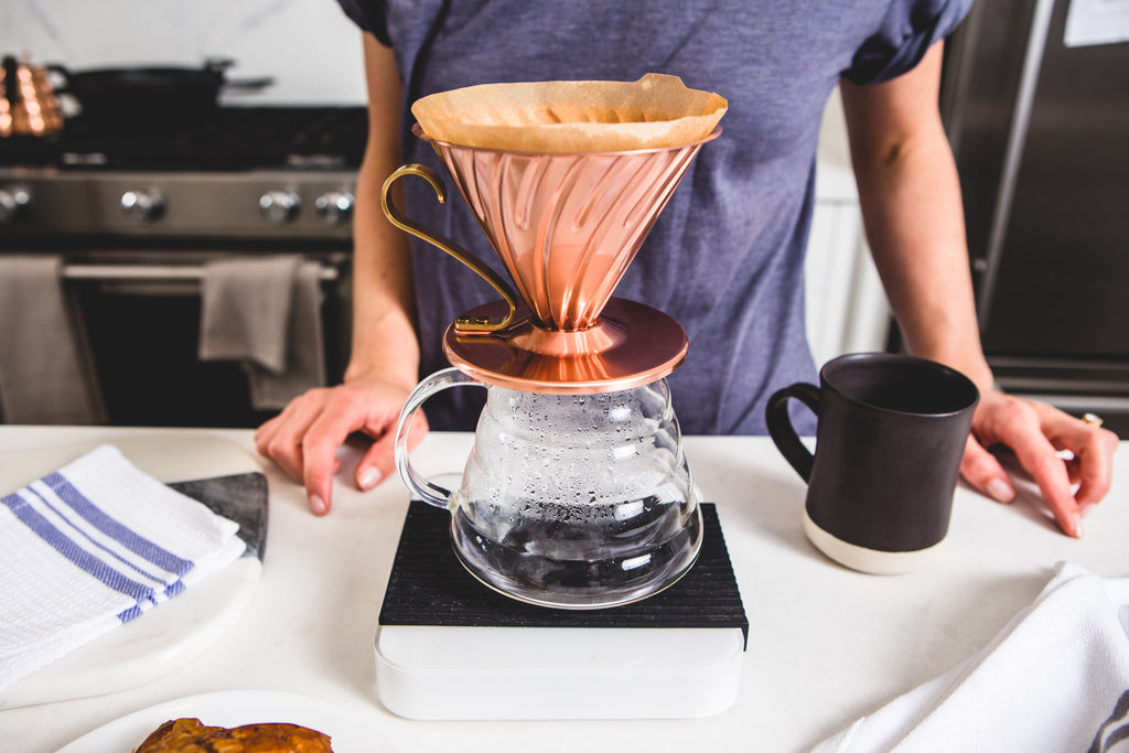 How to Prepare a Pour Over