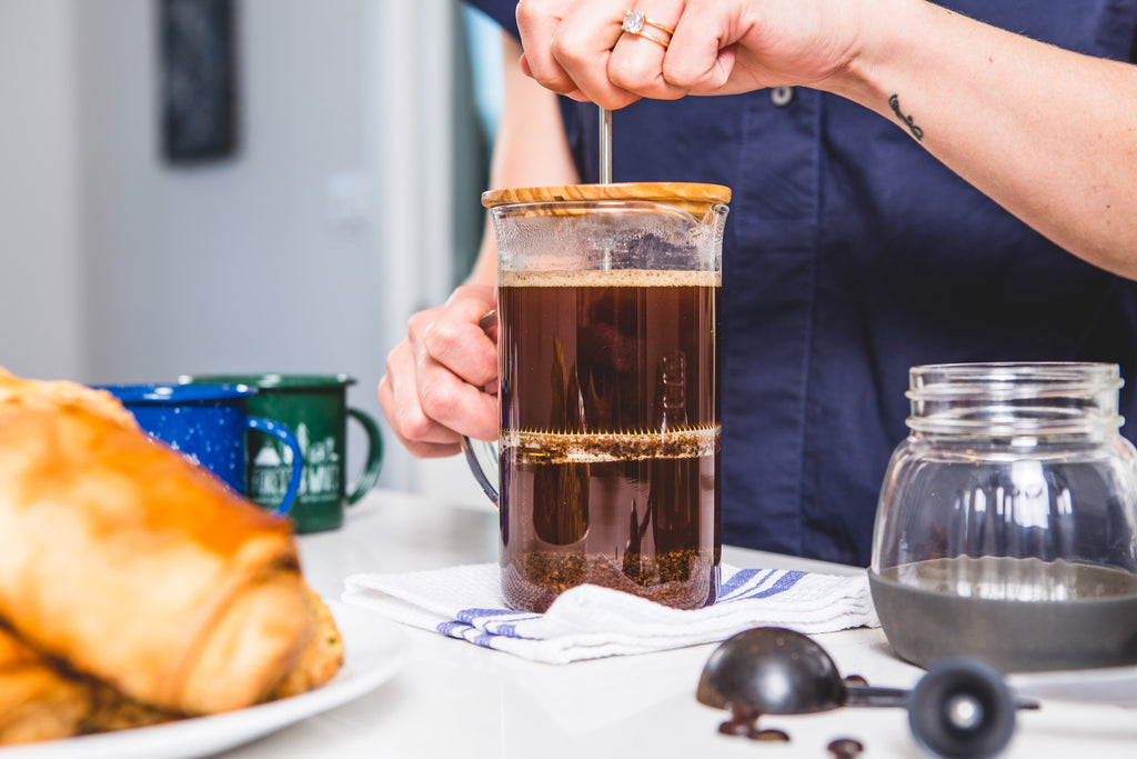 French Press Vs. Pourover