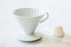Hario V60-02 Ceramic White Dripper