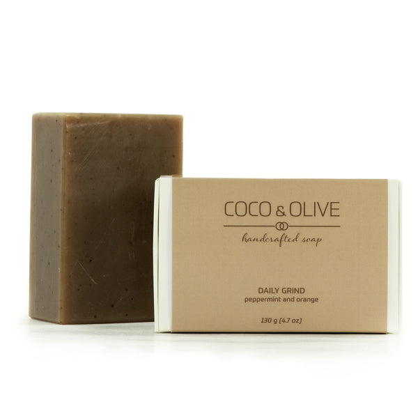 Coco & Olive - Daily Grind Espresso Soap