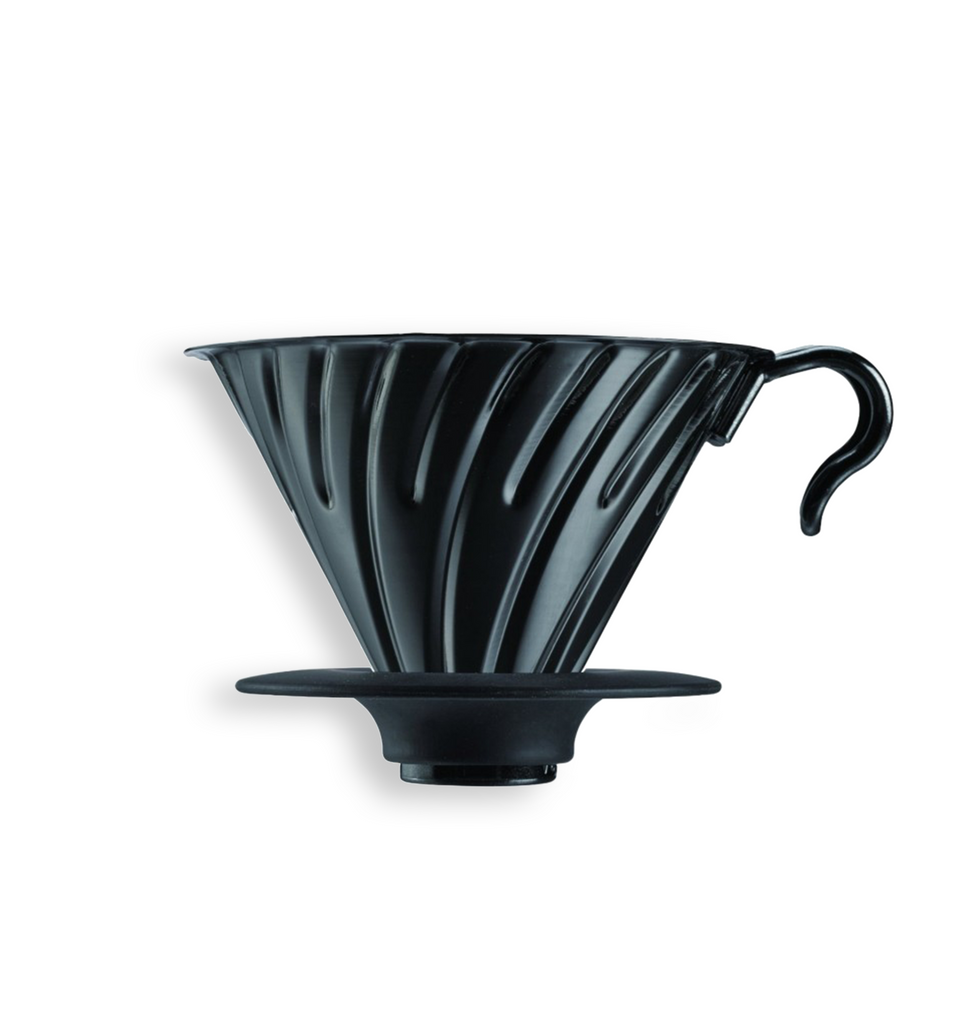 Hario V60-02 Black Metal Dripper