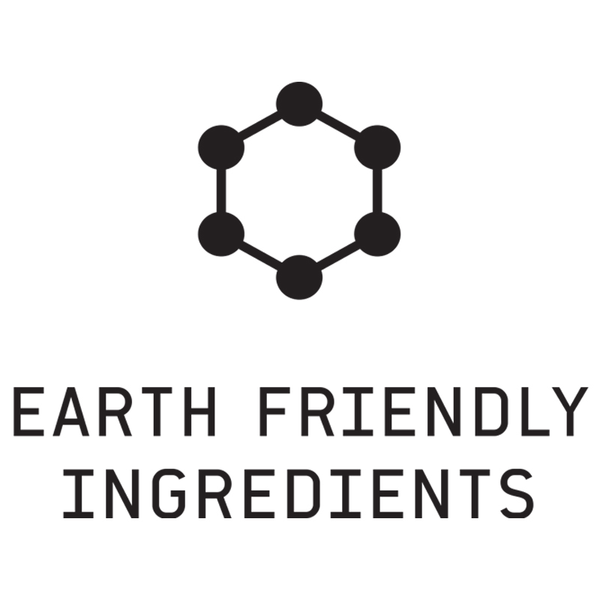 Earth Friendly Ingredients