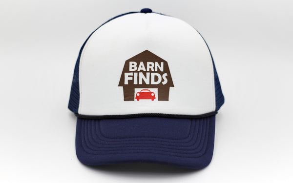 Barn Finds Official Trucker Hat!