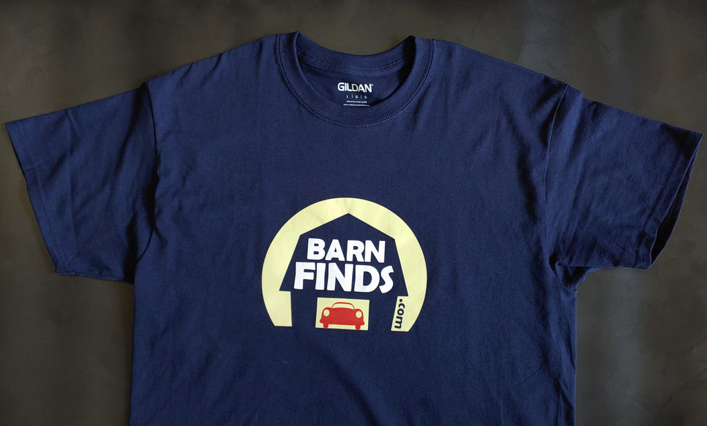 Classic Barn Finds T-Shirt