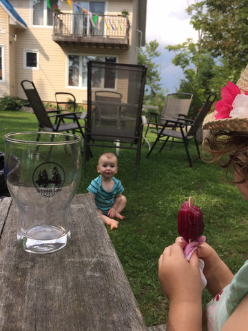 popsicles and pints