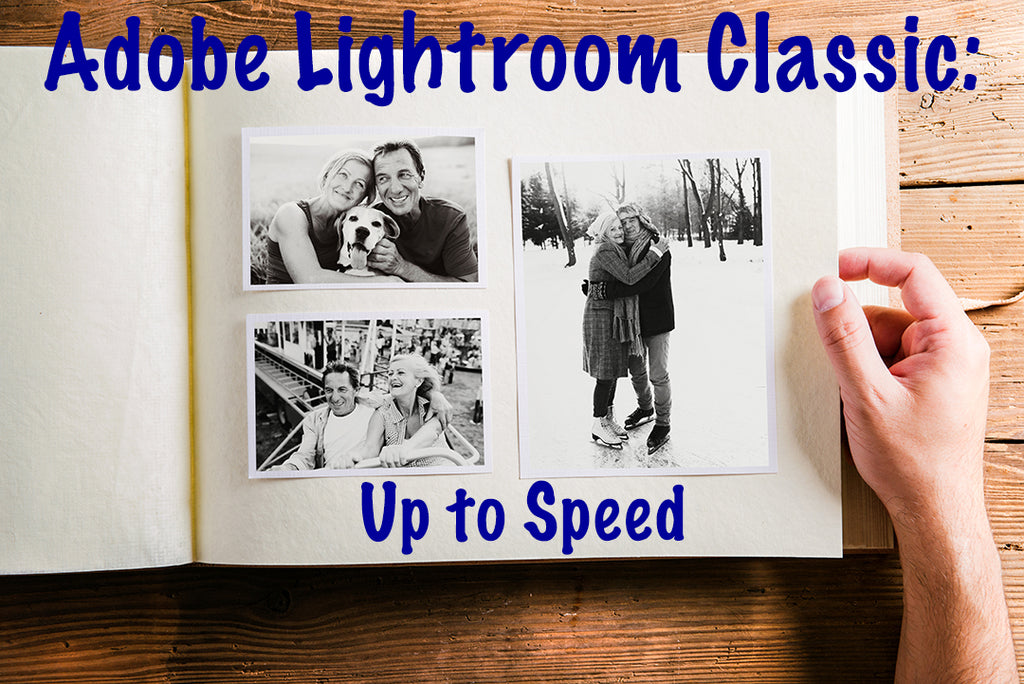 Introducing the Lightroom Classic video course