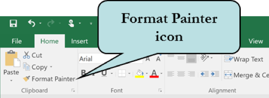 Format Painter icon