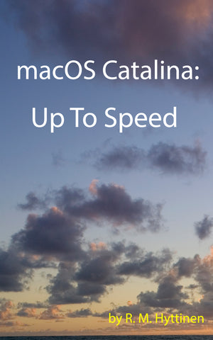 macOS Catalina: Up to Speed (PDF)