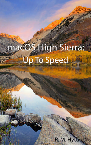 macOS High Sierra: Up To Speed (PDF)